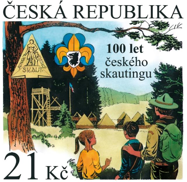 201205012344_postovni-znamka-100-let-cesky-skauting-Marko-Cermak